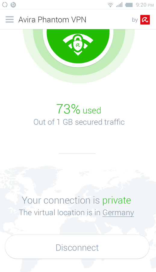 Avira Phantom VPN 3