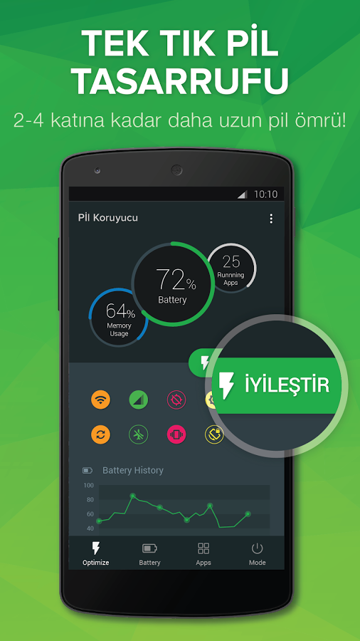 Battery Saver Pro 1