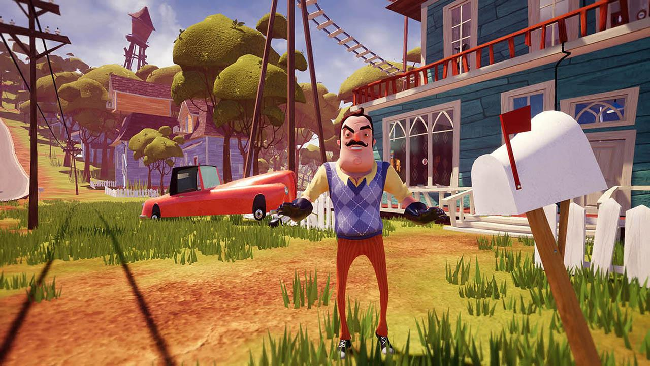 Hello Neighbor APK İndir 3